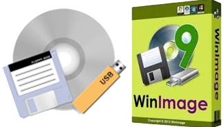 how to use WinImage